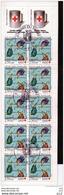 BC- 2041 - Oblitéré - Croix-Rouge1992 - Carnets
