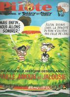 PILOTE  N° 405  -  Déssin: MOUMINOUX   -  JUILLET 1967 - Pilote