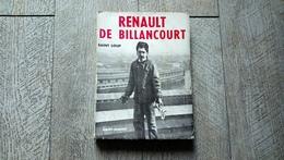 Renault De Billancourt De Saint Loup Bibliothèque De L'automobile 1955 - Auto