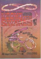 L'ECHO DES SAVANES  N° 5   Couverture   GOTLIB - L'Echo Des Savanes