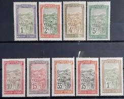 MADAGASCAR - N°94-95-96-97-98-99-103-107-108 - Neuf SANS Charnière ** / MNH - Madagascar (1889-1960)