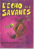 L'ECHO DES SAVANES  N° 11   Couverture   MANDRYKA - L'Echo Des Savanes