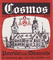 Br. Costenoble (Diksmuide) - Cosmos Paterbier Van Diksmuide - Bière