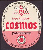Br. Costenoble (Diksmuide) - Cosmos Patersbier - Bière