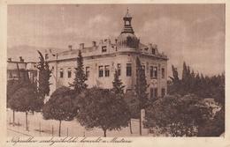 Mostar - Napredkov Srednjoskolski Konvikt 1923 - Bosnië En Herzegovina