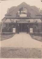 Photo Anonyme Vintage Snapshot Provoost Maertens - Lieux