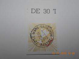 FRANCE 2014   YTN° 4833 ST VALENTIN  Coeur Baccarat   TN Oblitéré  AUTOCOLLANT - France