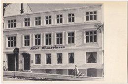 Pf. HILLEROD. Hotel Kronprinsen - Danemark