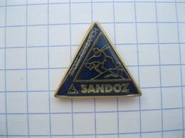 SANDOZ SPORT RESEARCH - Geneeskunde