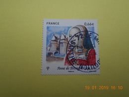 FRANCE 2014   YTN° 4834  ANNE DE BRETAGNE (1477-1514)  TN Oblitéré - France