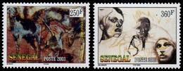 (101) Senegal  2003 / Culture / Tabaski Festival / Animals / Sheep / Scarce / Rare    ** / Mnh  Michel 2015-16 - Sénégal (1960-...)