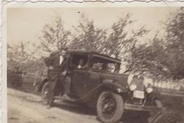 OLDTIMER  -- ORIGINAL PHOTO --  8,5 Cm X 6 Cm - Automobiles