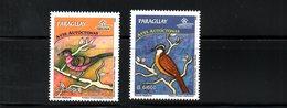 PARAGUAY, 2008, BIRDS, 2v. MNH** - Birds