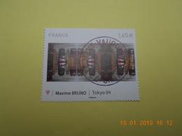 FRANCE 2014   YTN° 4837  MAXIME BRUNO   TN Oblitéré - France