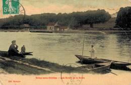 91 SOISY SOUS ETIOLLES Les Bords De Seine - France