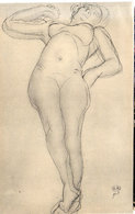 Repro Dessin Femme Nue  .  (111227) - Dessins
