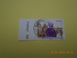 FRANCE 2014   YTN° 4842  ALEXANDRE GLAIS- BIZOIN (1800-1877)   TN Oblitéré  Numéroté - France