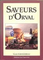 Saveurs D'Orval (1994, 74 Pages) - Gastronomie