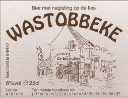Br. Strubbe (Ichtegem) - Wastobbeke - Bière