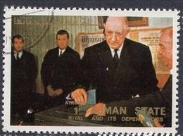 Charles De Gaulle (Général) - Ajman - 1972 - Ajman