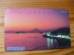Phonecard Japan 251-311 Sunset - Japan