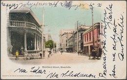 HONOLULU - Merchant Street - Honolulu