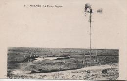 MEKNES  LA FERME PAGNON - Algérie