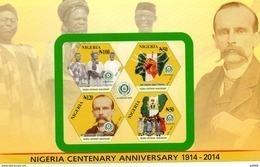 2016 NIGERIA - Centenary - Nigeria (1961-...)