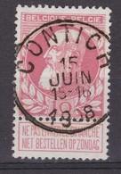 N° 74 CONTICH - 1905 Breiter Bart