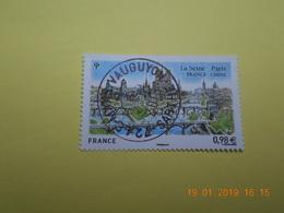 FRANCE 2014   YTN° 4848   RELATIONS AVEC LA CHINE  France- Chine   TN Oblitéré - France