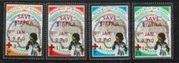 NIGERIA / BIAFRA - N°47/50 ** (1970) Save Biafra - 9th Jan 1970 - Nigeria (1961-...)