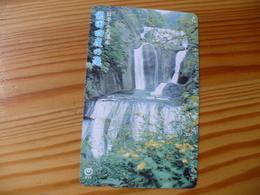 Phonecard Japan 251-335 Waterfall - Japan