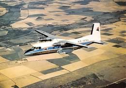 D-19-517 : AVIATION CIVILE NORD 262. CONSTRUIT PAR NORD-AVIATION. AIR-INTER. - 1946-....: Moderne