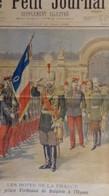 PETIT JOURNAL 286. 10 MAI 1896. FERDINAND DE BULGARIE. JAPON. ENGRAVINGS GRAVURES - Newspapers