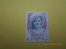 FRANCE 2014   YTN° 4850  MARGUERITE DURAS (1914-1996)  TN Oblitéré - France