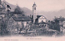 Orselina Sopra Locarno (6497) - TI Tessin