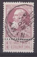 N° 77  NIMY - 1905 Grosse Barbe
