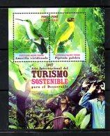 PERU, 2017 , BIRDS,M/S.  MNH** - Birds