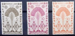 MADAGASCAR - N°265-266-268 - Neuf SANS Charnière ** / MNH - Madagascar (1889-1960)