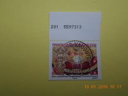 FRANCE 2014   YTN° 4851  SALON PHILATHELIQUE CLERMONT-FERRAND   TN Oblitéré  Numéroté - France