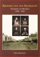 Boek : Kroniek Van Een Klopjacht     De Joden Van Beverlo 1940-1945 - History