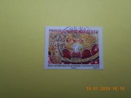FRANCE 2014   YTN° 4851  SALON PHILATHELIQUE CLERMONT-FERRAND   TN Oblitéré - France