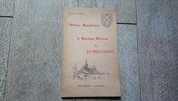 Guide L'abbaye Bénédictine Et Basilique Romane De Saint Benoît Sur Loire Collection Viator 1946 - Pays De Loire