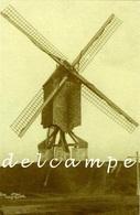 HOBOKEN (Antwerpen) - Molen/moulin - Zeldzame Opname Van De Verdwenen Rode Molen Omstreeks 1900. Mooie Close-up. TOP! - Antwerpen