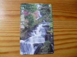 Phonecard Japan 250-443 Waterfall - Japan