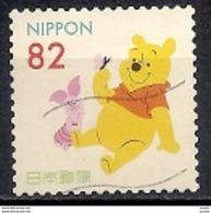 Japan 2017 - Greetings Stamps – Disney - Pooh - 1989-... Emperador Akihito (Era Heisei)