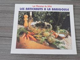 Les Recettes Du Midi - Les Artichauds à La Barigoule - Recettes (cuisine)