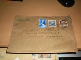 Barcelona To Novi Sad Yugoslavia Impresos - 1931-Aujourd'hui: II. République - ....Juan Carlos I