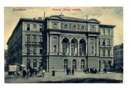 ROUMANIE . TEMESVAR . Ferencz Jozsef Szinhaz - Roumanie