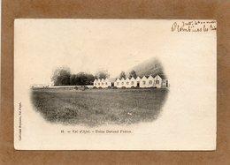 CPA - VAL-d'AJOL (88) - Aspect De L'Usine Durand Frères En 1902 - France